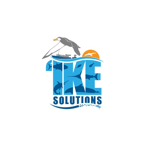 Logo for IKE solutions