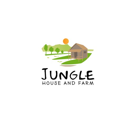 Jungle House Logo