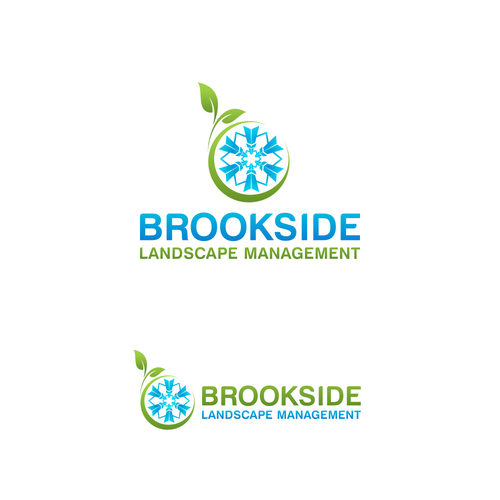 Brookside Landscape