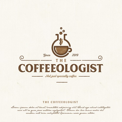 THE COFFEEOLOGIST