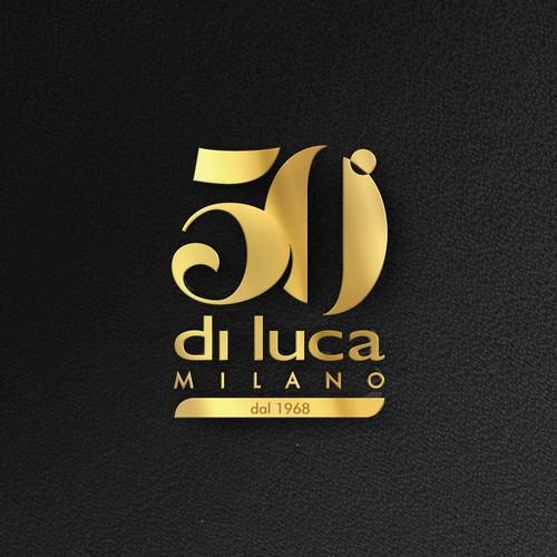 Logo Anniversary Di Luca