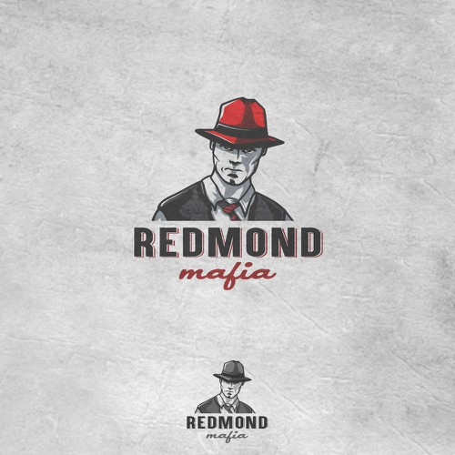 Logo design for the Redmond Mafia