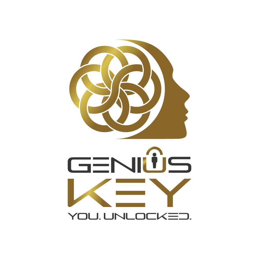 Genius Key Logo