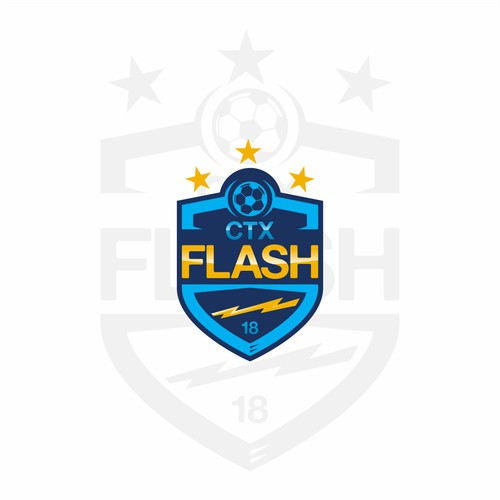 CTX Flash Soccer Club needs world class logo