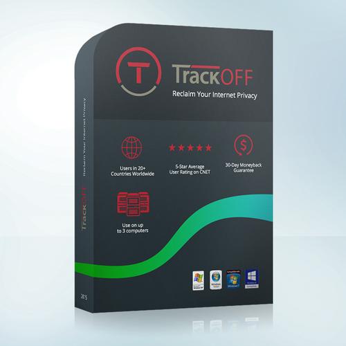 TrackOFF Software Box Design