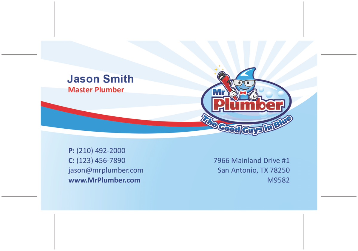 Business Cards - 2 Home Service Companies