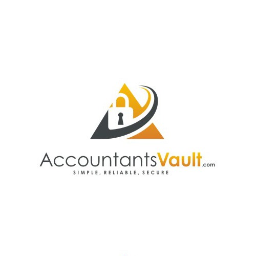 Help Accountantsvault.com with a new logo