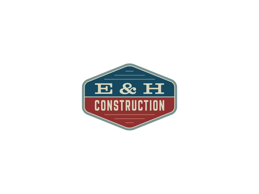 I'm looking for a great vintage, stately construction logo for E & H Construction!!