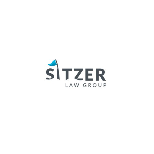 "Logo for Boutique law firm ""Sitzer Law Group"""
