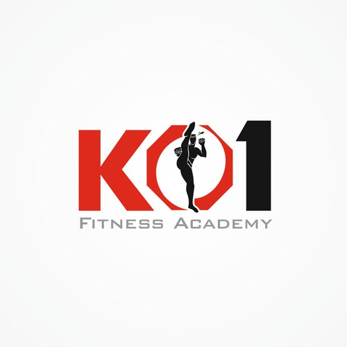 New Logo Design wanted for KO1 Fitness Academy