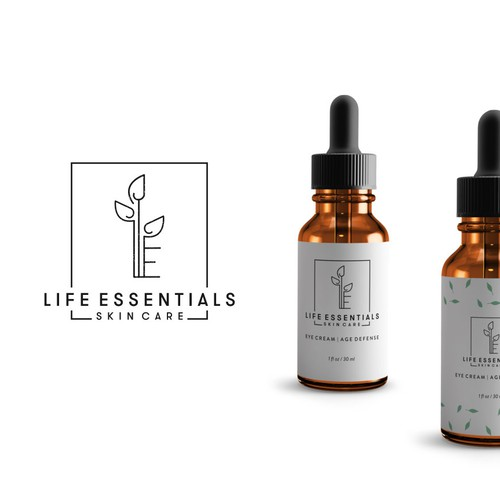 Logo Concept for Skin Care Products