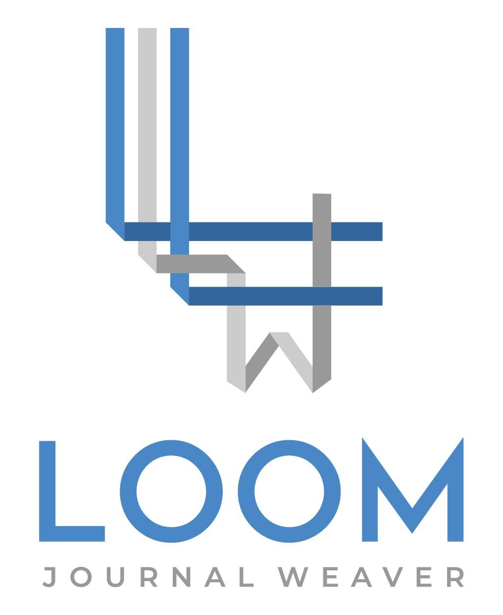 logo that captures the essence of a unique journaling app