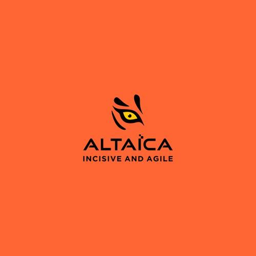 Incisive logo for incisive IT company: Altaica