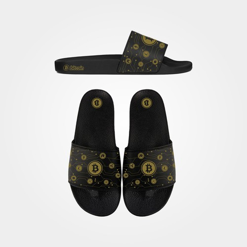 Slipers Sandal Bitcoin