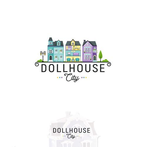 Dollhouse city