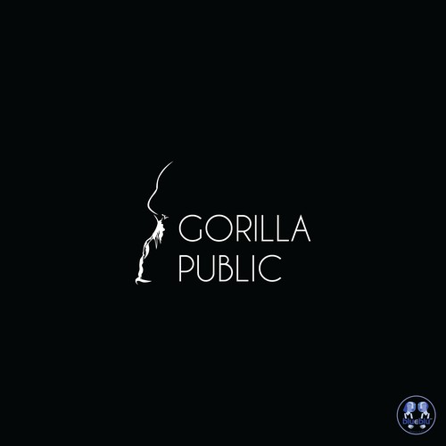 Gorilla logo for marketing/photography agency