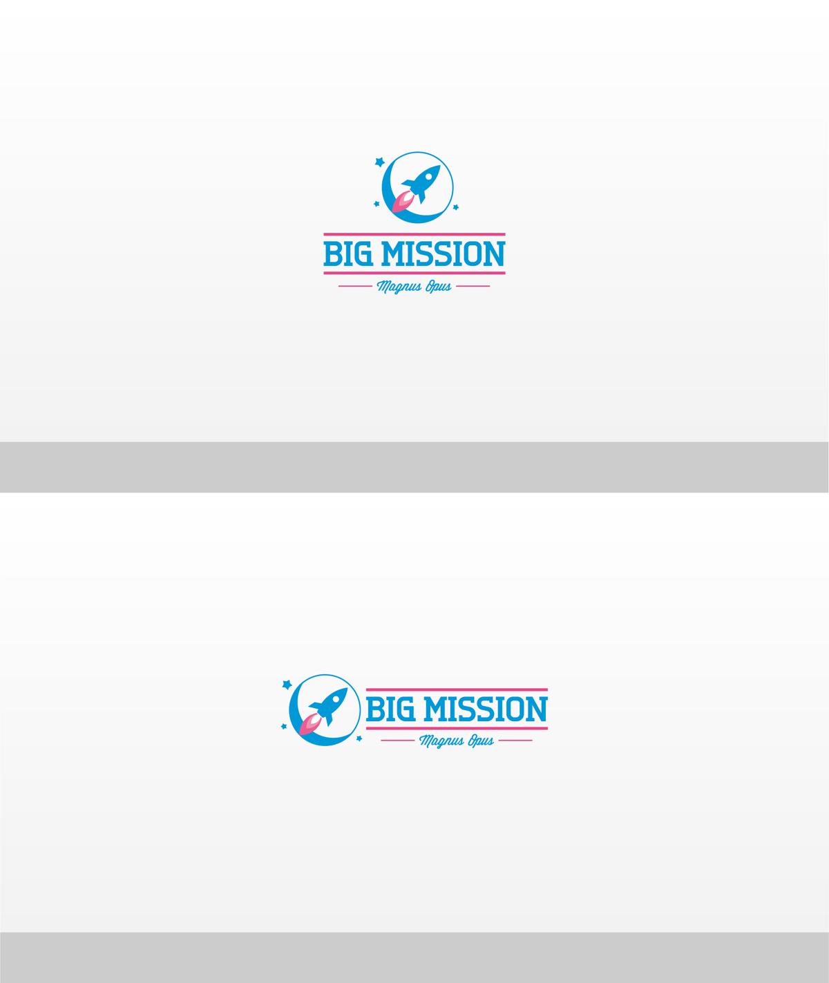 logo for BIG MISSION