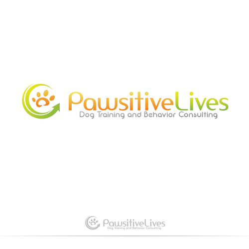 Pawsitive Lives needs a new logo