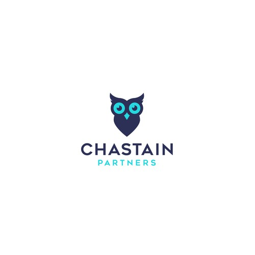 Logo concept for Chastain Partners