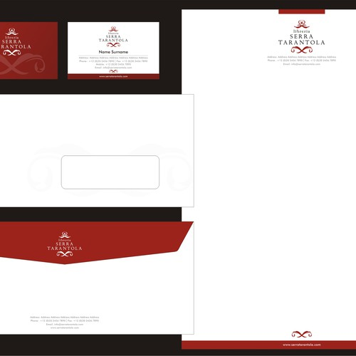 Be My Designer: logo and corporate identity