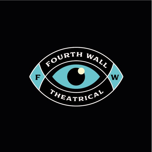 Theatre, film and production company logo
