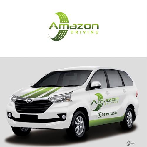 Amazon Driving