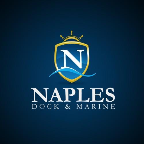 Create the next Logo Design for Naples Dock & Marine