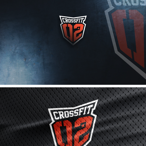 For sale bold logo concept for modern crossfit.
