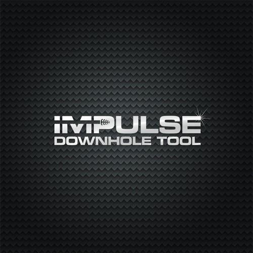 Bold logo concept for Impuls Downhole Tool