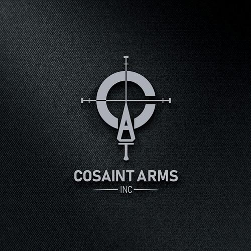 Logo Design for Arms Company