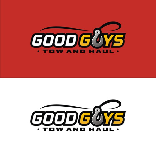 logo for Good Guys Tow