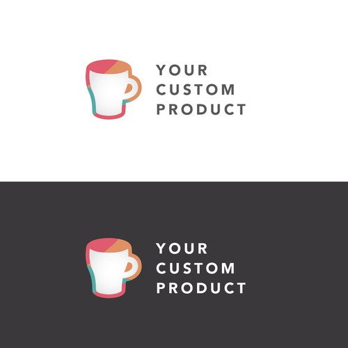 Logo for Yor Custom Product