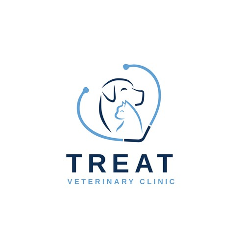 Veterinary clinic for dogs and cats.