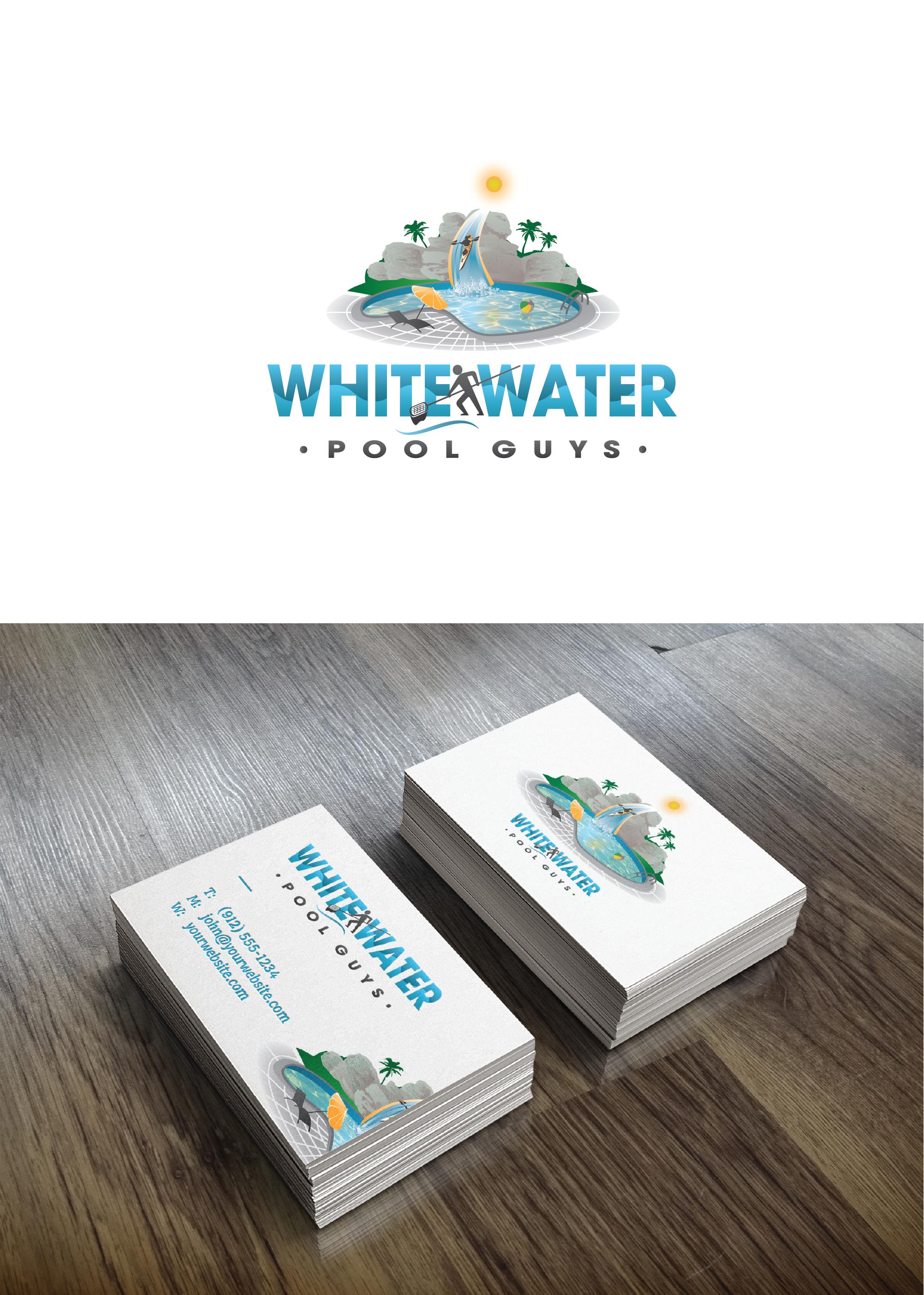 Draw/Design a Creative Logo for a Pool Company