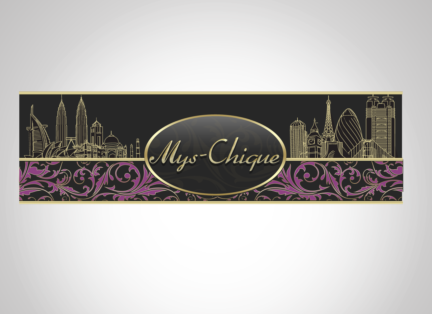 Help Mys-Chique with a new logo