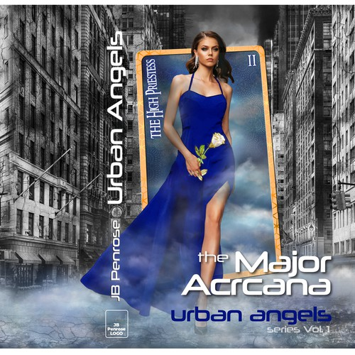 Cover for book Urban Angels