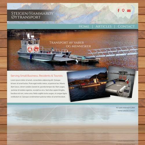 Artic Feel Transportation WordPress Site