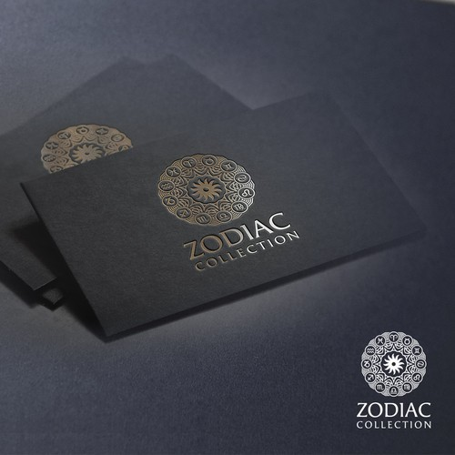 Zodiac Collection Logo Design Project