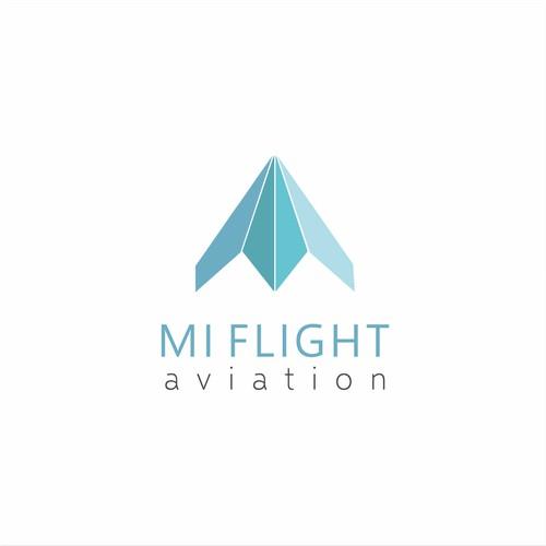 Design a logo for a flight training / tour company