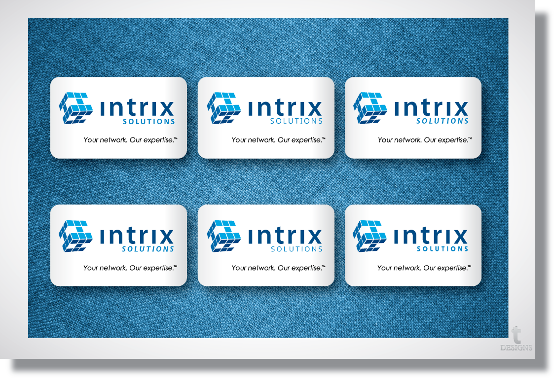 logo for Intrix Solutions
