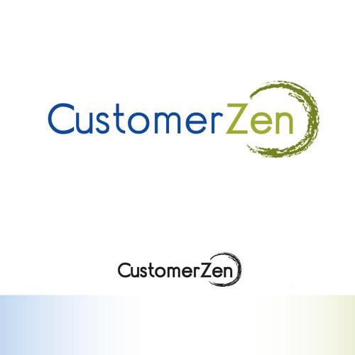 Help Customer Zen with a new logo