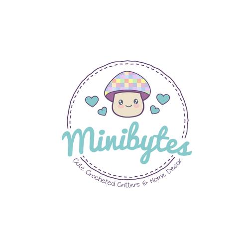 Design a new cute logo for Minibytes!