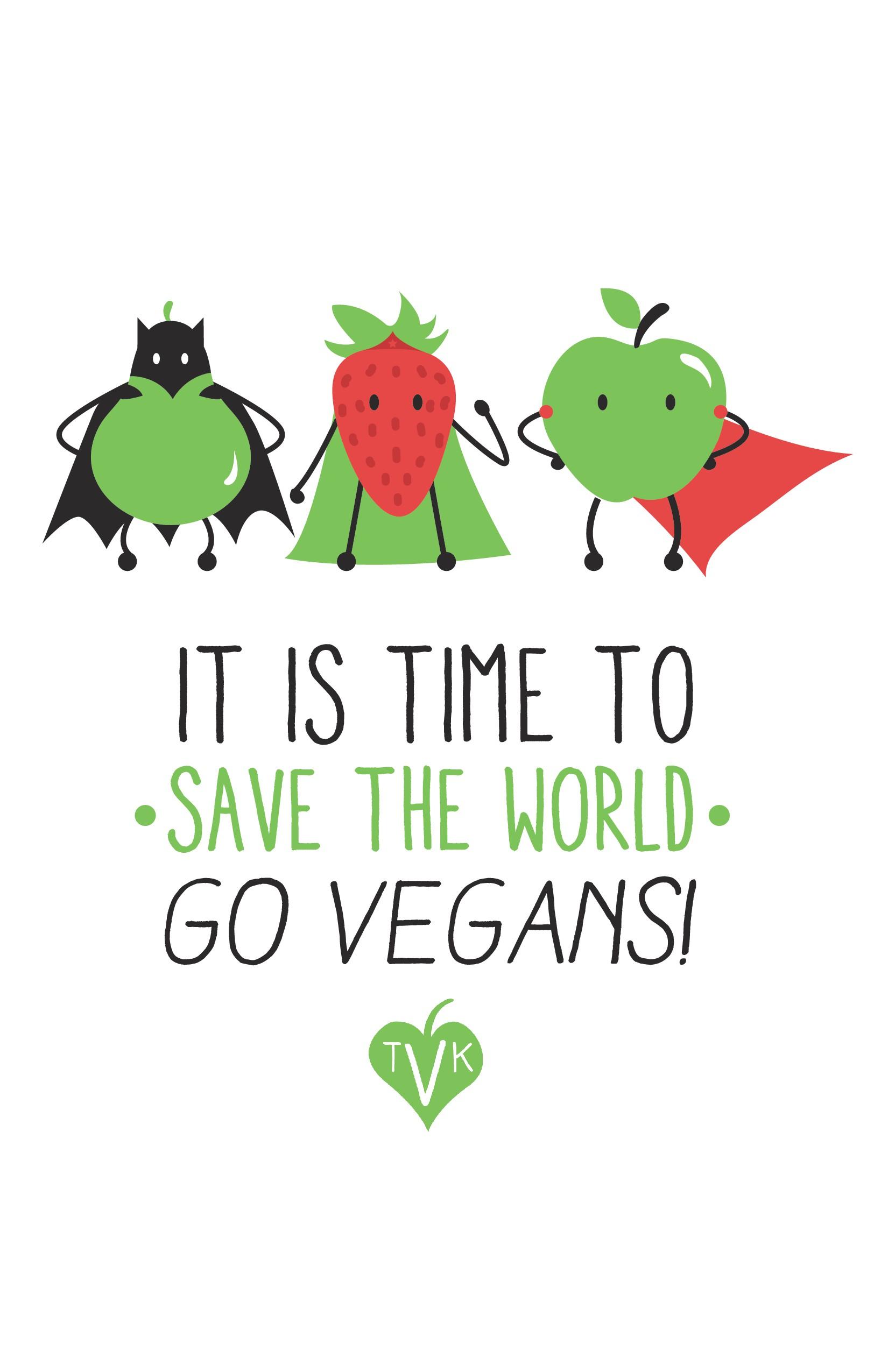 Create a range of Vegan designs