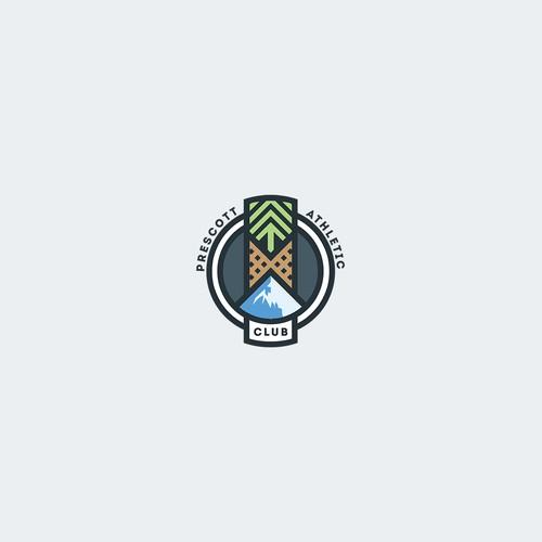 Simple Crest for Prescott AC