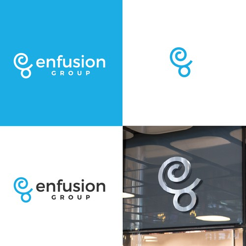 Simple concept for enfusion group