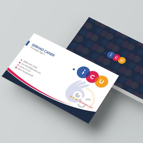 Unique Business card design