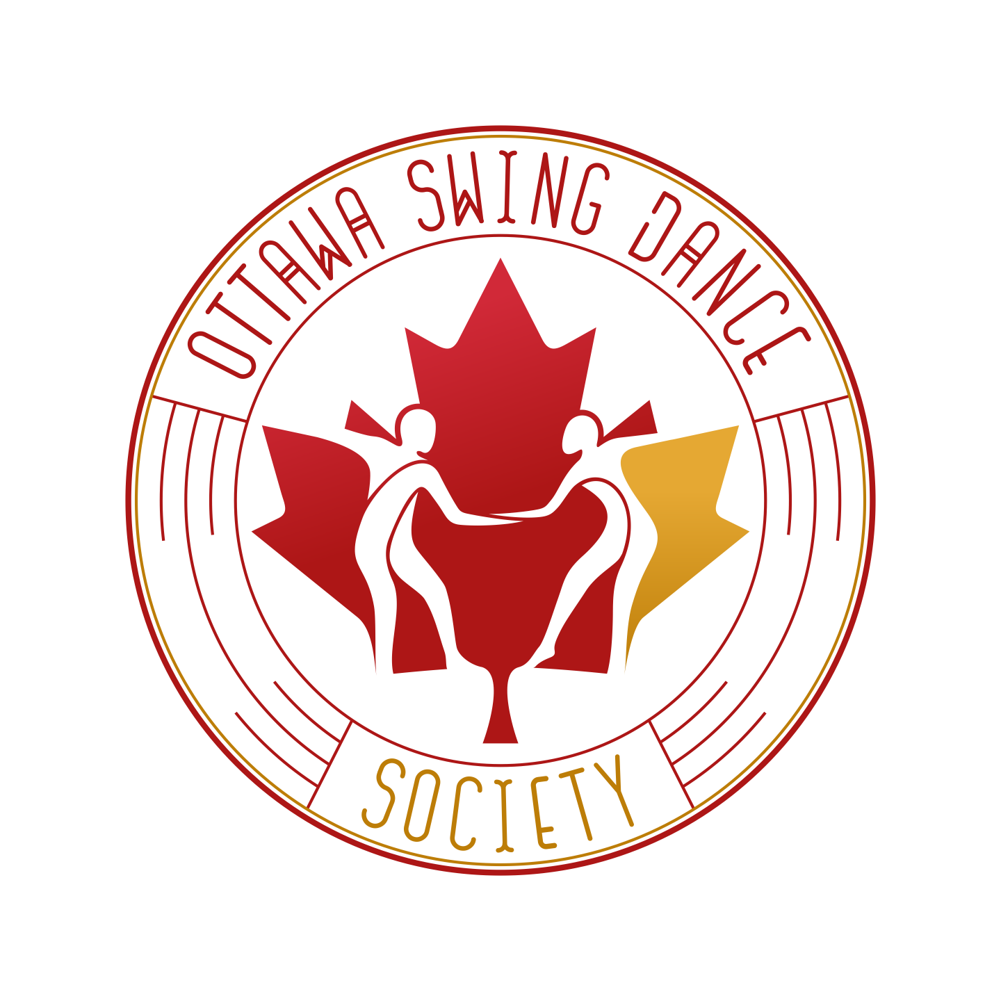 Banner creation and logo modification for Swing Dance Society of Ottawa