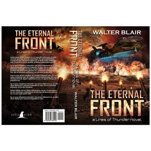 military science fiction novel