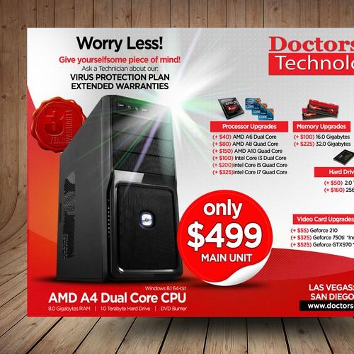 Custom Computer Price List