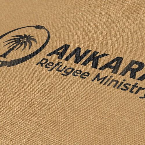 Ankara Refugee Logo